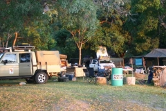 Camping Lake Malawi